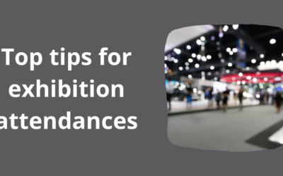 How to maximise your exhibition attendance